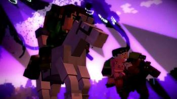 Minecraft: Story Mode TV Spot, 'Disney Channel: Life's an Adventure' - Thumbnail 3