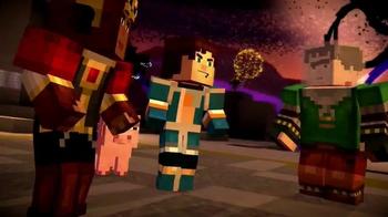 Minecraft: Story Mode TV Spot, 'Disney Channel: Life's an Adventure' - Thumbnail 5