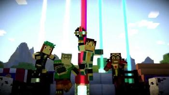 Minecraft: Story Mode TV Spot, 'Disney Channel: Life's an Adventure' - Thumbnail 6