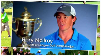 PGA Junior League Golf TV Spot, 'Fun' Featuring Rory McIlroy - 84 commercial airings