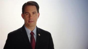 Cruz for President TV Spot, 'Governor Scott Walker' - Thumbnail 1