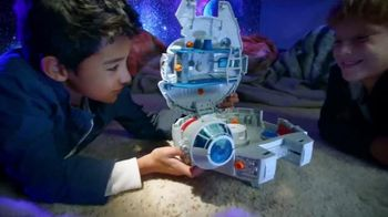 Star Wars Galactic Heroes Millennium Falcon TV Spot, 'Cave Monster'