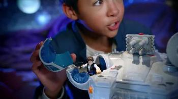 Star Wars Galactic Heroes Millennium Falcon TV Spot, 'Cave Monster' - Thumbnail 2