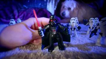 Star Wars Galactic Heroes Millennium Falcon TV Spot, 'Cave Monster' - Thumbnail 3