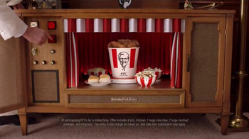 KFC $20 Fill Ups TV Spot, 'Fill Your Family Up' - Thumbnail 3