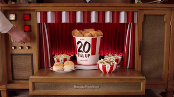 KFC $20 Fill Ups TV Spot, 'Fill Your Family Up' - Thumbnail 5