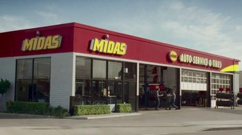 Midas Oil Change PLUS TV Spot, 'Golden Hand: Epically Bad Brakes' - Thumbnail 9