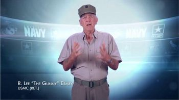 U.S. Department of Labor TV Spot, 'Special Invitation' Feat. R. Lee Ermey - 95 commercial airings
