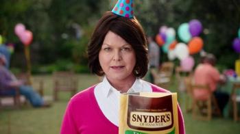 Snyder's of Hanover TV Spot, 'Backyard BBQ' - Thumbnail 1