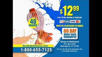 Smak-a-Balloon TV Spot, 'Balloon Towers' - Thumbnail 6