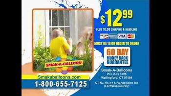 Smak-a-Balloon TV Spot, 'Balloon Towers' - Thumbnail 7