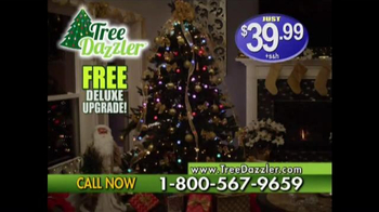 Tree Dazzler TV Spot, 'Holiday Light Show' - Thumbnail 9