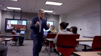 DeVry University Keller Graduate School TV Spot, 'Break Down Walls' - Thumbnail 4