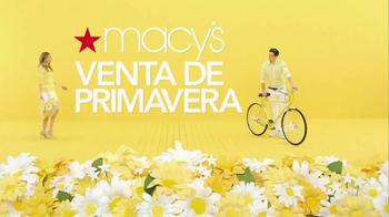 Macy's Venta de Primavera TV Spot, 'Comienza mañana' [Spanish] - Thumbnail 2