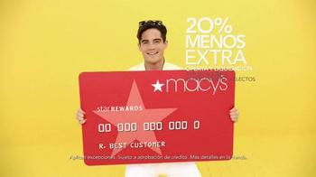 Macy's Venta de Primavera TV Spot, 'Comienza mañana' [Spanish] - Thumbnail 5