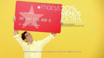 Macy's Venta de Primavera TV Spot, 'Comienza mañana' [Spanish] - Thumbnail 6