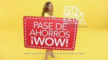 Macy's Venta de Primavera TV Spot, 'Comienza mañana' [Spanish] - Thumbnail 7