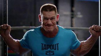 Tapout TV Spot, 'Workout' Featuring John Cena, Roman Reigns