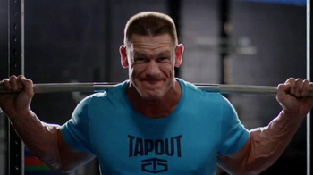 Tapout TV Spot, 'Workout' Featuring John Cena, Roman Reigns
