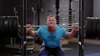 Tapout TV Spot, 'Workout' Featuring John Cena, Roman Reigns - Thumbnail 9