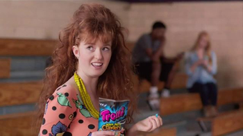 Trolli Sour Brite Crawlers TV Spot, 'Cat-Fro'
