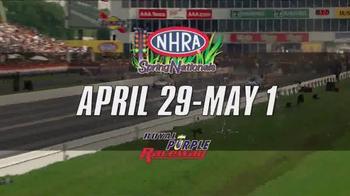 NHRA TV Spot, 'Mello Yello Drag Racing Series' - Thumbnail 7