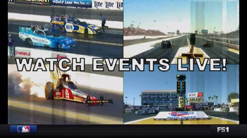 NHRA TV Spot, 'All Access'