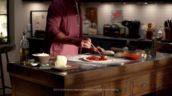 Real California Milk TV Spot, 'Return to Real: Pizza' - Thumbnail 1