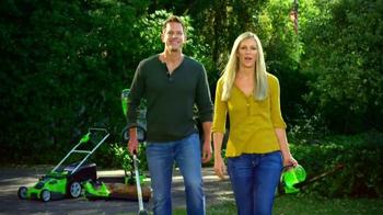 GreenWorks TV Spot, 'Spring 2016' - Thumbnail 1