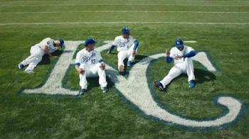 Major League Baseball TV Spot, '#THIS: Royals Core Take Family Pictures' - Thumbnail 1
