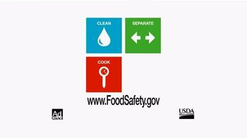 FoodSafety.gov TV Spot, 'Alvin and the Chipmunks' - Thumbnail 8