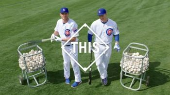 Major League Baseball TV Spot, '#THIS: Souvenirs' Featuring Kris Bryant