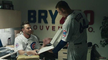 Major League Baseball TV Spot, '#THIS: Souvenirs' Featuring Kris Bryant - Thumbnail 8