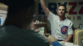 Major League Baseball TV Spot, '#THIS: Souvenirs' Featuring Kris Bryant - Thumbnail 9