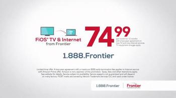 Frontier Fios TV & Internet TV Spot, 'Little League' - Thumbnail 3