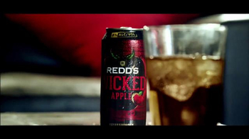 Redd's Wicked Apple TV Spot, 'Scared' - Thumbnail 4