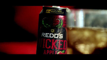 Redd's Wicked Apple TV Spot, 'Scared' - Thumbnail 5