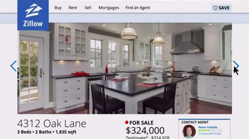 Zillow TV Spot, 'Scott's Home' - Thumbnail 5