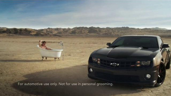 Meguiar's Ultimate Wash & Wax Anywhere TV Spot, 'Give Your Car a Bath' - Thumbnail 4