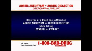 Pulaski Law Firm TV Spot, 'Levaquin or Avelox' - Thumbnail 2