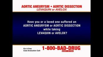 Pulaski Law Firm TV Spot, 'Levaquin or Avelox' - Thumbnail 3