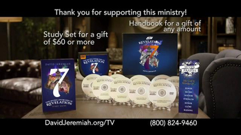 Dr. David Jeremiah The Seven Churches of Revelation Set TV Spot, 'Guide'