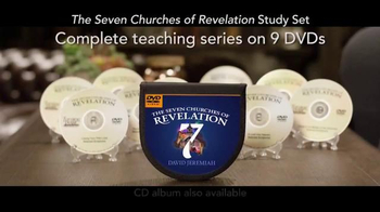Dr. David Jeremiah The Seven Churches of Revelation Set TV Spot, 'Guide' - Thumbnail 4