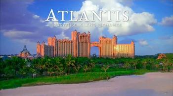 Atlantis TV Spot, 'This Spring and Summer: Airfare and Dining' - Thumbnail 1
