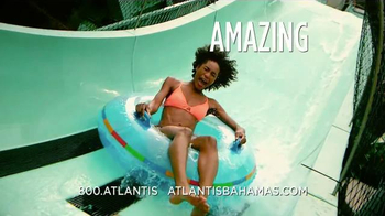 Atlantis TV Spot, 'This Spring and Summer: Airfare and Dining' - Thumbnail 4