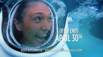 Atlantis TV Spot, 'This Spring and Summer: Airfare and Dining' - Thumbnail 9