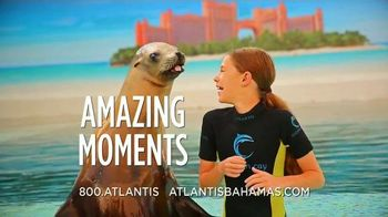 Atlantis TV Spot, 'This Spring and Summer: Airfare and Dining'