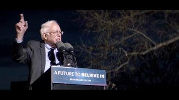 Bernie 2016 TV Spot, 'Bolder'