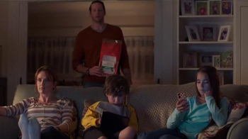 King's Hawaiian Jalapeno Rolls TV Spot, 'Family Movie Night' - 3120 commercial airings