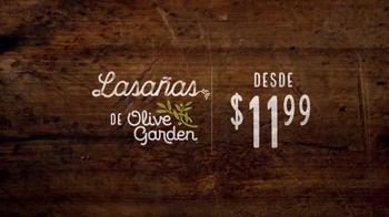 Olive Garden TV Spot, 'Lasañas Totalmente Nuevas' [Spanish] - Thumbnail 3